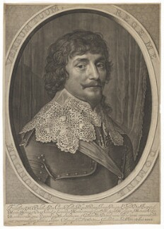 Frederick V, King of Bohemia and Elector Palatine, by Willem Jacobsz Delff, after  Michiel Jansz. van Miereveldt - NPG D32637