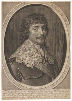 Frederick V, King of Bohemia and Elector Palatine, by Willem Jacobsz Delff, after  Michiel Jansz. van Miereveldt, 1632 - NPG D32637 - © National Portrait Gallery, London