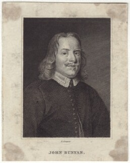 John Bunyan, by R. Grave, early 19th century - NPG D29797 - © National Portrait Gallery, London