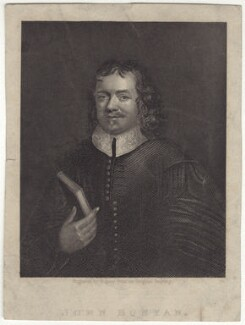 John Bunyan, by Rogers, after  Thomas Sadler - NPG D29798