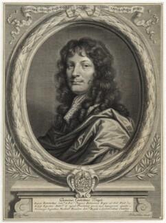 Sir William Temple, Bt, by Peter Vanderbank (Vandrebanc), after  Sir Peter Lely - NPG D29818