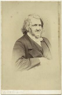 Sir James Young Simpson, 1st Bt, by John Moffat - NPG x22589