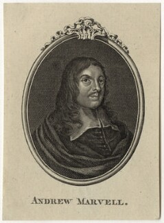 Andrew Marvell, after Unknown artist, mid to late 18th century - NPG D29829 - © National Portrait Gallery, London