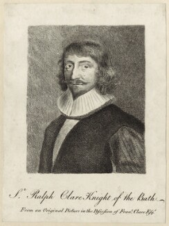 Sir Ralph Clare, after Unknown artist - NPG D29830