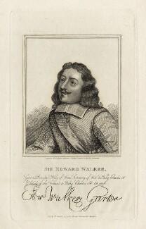 Sir Edward Walker, by Thomas Priscott, early 19th century - NPG D29837 - © National Portrait Gallery, London
