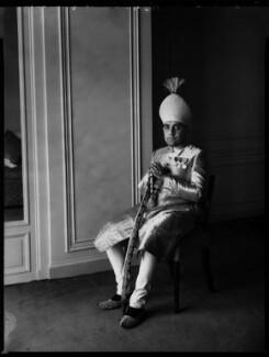 Nawab Azam Jah, Prince of Berar, by Bassano Ltd - NPG x152957