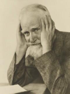 George Bernard Shaw, by Dorothy Wilding - NPG x13457