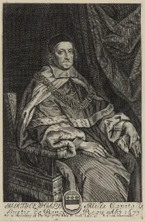 Sir Matthew Hale, by Frederick Hendrik van Hove - NPG D29864