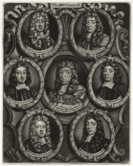 The Bishops' Council, after Unknown artist, 1688 or after - NPG D29879 - © National Portrait Gallery, London