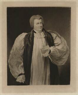 Robert James Carr, by Samuel William Reynolds, after  Sir George Hayter - NPG D32706