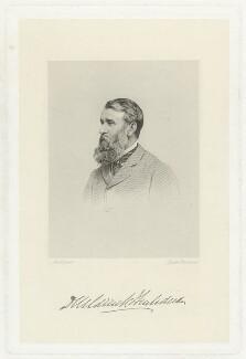 Sir David Carrick Robert Carrick-Buchanan, by Joseph Brown, after  John Jabez Edwin Mayall - NPG D32709