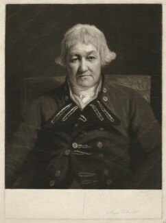 possibly John Cartwright, by Unknown artist - NPG D32720