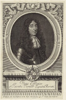 Sir James Turner, by Robert White - NPG D29904