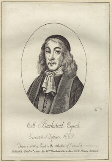 John Barkstead, after Unknown artist, published by  William Richardson - NPG D29908