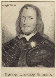 Adrian Scrope, by Charles Townley - NPG D29914