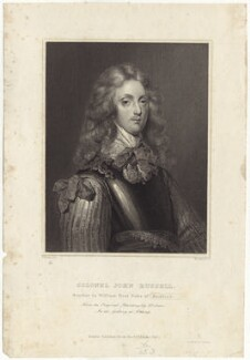 John Russell, by William Henry Worthington, after  Thomas Uwins - NPG D29917