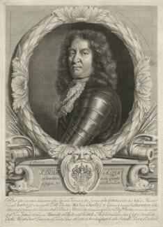 Sir Thomas Allin, 1st Bt, by Peter Vanderbank (Vandrebanc), after  Sir Godfrey Kneller, Bt, late 17th century - NPG D29937 - © National Portrait Gallery, London