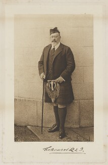 King Edward VII, by Thomas Bond Sims, for  James Russell & Sons - NPG x87199