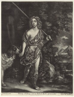 Henry Sidney, Earl of Romney, sold by Alexander Browne, after  Sir Peter Lely - NPG D29953