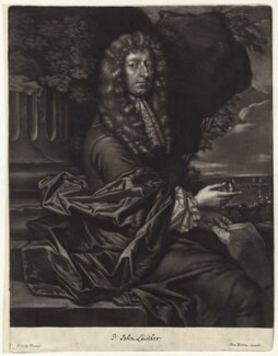 Sir John Lowther, 2nd Bt, by Alexander Browne, after  Sir Peter Lely - NPG D29958