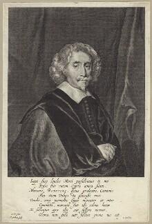 Sir John Webster, Bt, by Theodor Matham, after  Cornelius Johnson (Cornelius Janssen van Ceulen) - NPG D29960