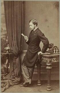 King Edward VII when Prince of Wales, by John Jabez Edwin Mayall - NPG x14381