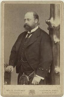 King Edward VII, by W. & D. Downey - NPG x3800