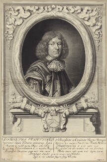 Robert Stafford, by David Loggan - NPG D29992