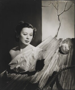 Mary Ellis, by Angus McBean - NPG P1300