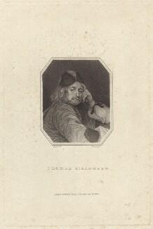 Thomas Killigrew, by Edward Scriven, after  William Sheppard - NPG D30006