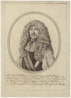 Sir Henry Coker, after William Faithorne - NPG D30007
