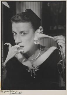 Beatrice Gladys Lillie (Lady Peel), by Angus McBean - NPG P1303