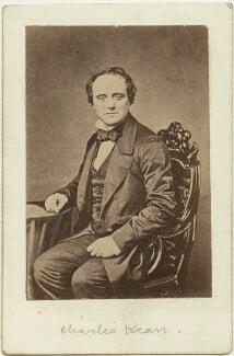 Charles John Kean, after John Jabez Edwin Mayall - NPG x12602