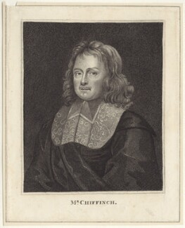 William Chiffinch, by R. Clamp, published by  E. & S. Harding, after  Silvester (Sylvester) Harding - NPG D30014