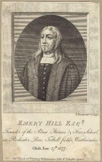 Emery Hill, by Thomas Trotter - NPG D30019