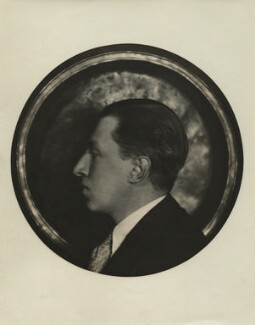 Sir Osbert Sitwell, by Maurice Beck and Helen Macgregor, 1920s - NPG x12506 - © reserved; collection National Portrait Gallery, London