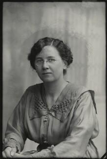 Winifred Margaret Broom, possibly by Mrs Albert Broom (Christina Livingston) - NPG x131433