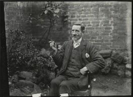 Robert William Livingston, possibly by Mrs Albert Broom (Christina Livingston) - NPG x131437