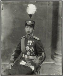 Hirohito, Emperor Showa of Japan, by Vandyk - NPG x130800