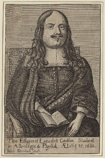 Lancelot Coulson (Colson), by John Dunstall - NPG D30089