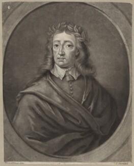 John Milton, by John Simon, after  William Faithorne, circa 1725-1750 - NPG D30102 - © National Portrait Gallery, London