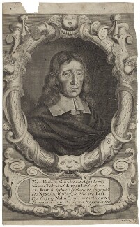 John Milton, by Robert White - NPG D30107
