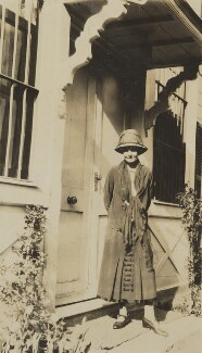 Beatrice Webb, by Unknown photographer - NPG P1292(22)