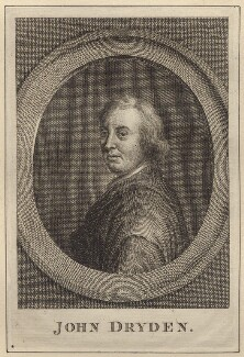 John Dryden, after Sir Godfrey Kneller, Bt - NPG D30123