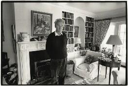 Hon. William Douglas-Home, by Michael Bennett - NPG x131606