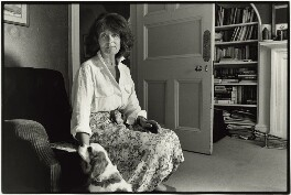 Angela Maureen Huth, by Michael Bennett - NPG x131613