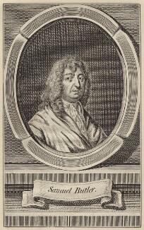 Samuel Butler, after Unknown artist - NPG D30128