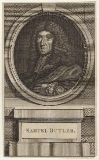 Samuel Butler, after Sir Peter Lely - NPG D30130