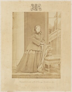 Queen Victoria, by W. & D. Downey - NPG Ax7264