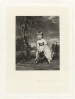 William Cavendish, by James Scott, after  Sir Joshua Reynolds - NPG D32778